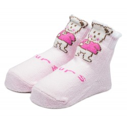 Skarpetki dla małej dziewczynki.