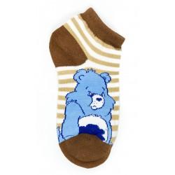 Skarpetki stopki dla dzieci - KB009 brown